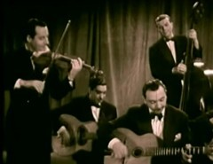 Django Reinhardt Stephane Grappelli - Minor Swing