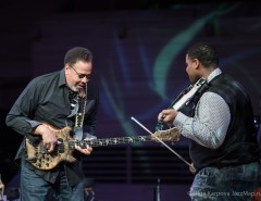 The Stanley Clarke Band в Доме Музыки