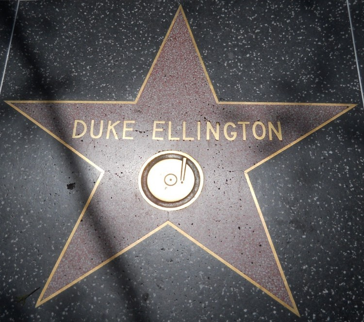 Duke Ellington star