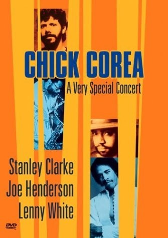 "Stanley Clarke, Chick Corea, Lenny White & Joe Henderson ""A very special Concert"""