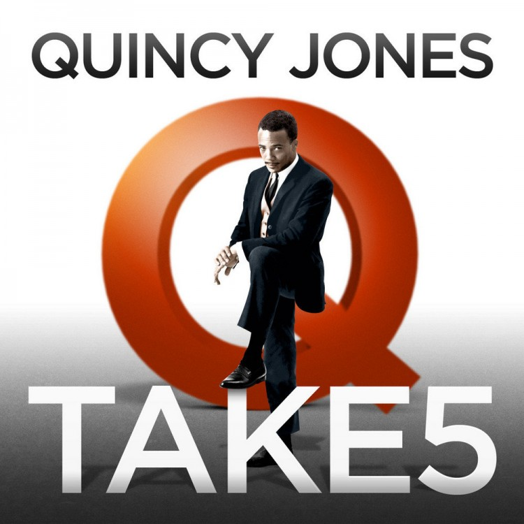 Take 5 // Quincy Jones (2010) альбом