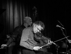 Дидье Локвуд (Didier Lockwood) в клубе Эссе 07.04.2014.